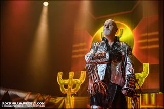 Photo LIVE REPORTS JUDAS PRIEST + DISCONNECTED - ZENITH DE PARIS - JANUARY 2019