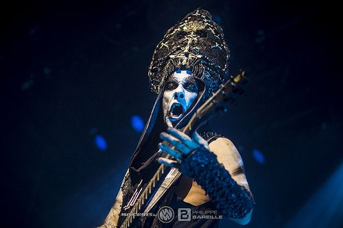 Photo LIVE REPORTS BEHEMOTH + AT THE GATES + WOLVES IN THE THRONE ROOM - LE BATACLAN (PARIS) - JANUARY 2019