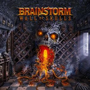 News RELEASES BRAINSTORM: WALL OF SKULLS