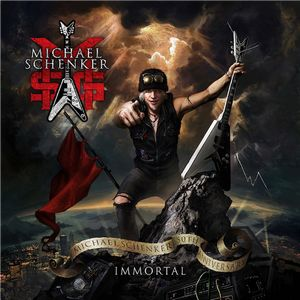 RELEASES MICHAEL SCHENKER GROUP (MSG): IMMORTAL