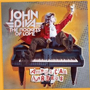 Album JOHN DIVA & THE ROCKETS OF LOVE American Amadeus (2021)