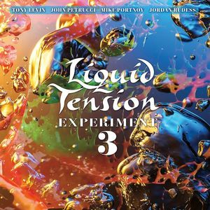 Album LIQUID TENSION EXPERIMENT Lte3 (2021)