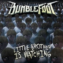 Album BUMBLEFOOT Little Brother Is Watching (2015)
