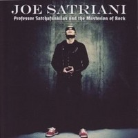 Album JOE SATRIANI Professor Satchafunkilus And The Musterion Of Rock  (2008)