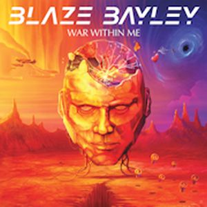 Album BLAZE BAYLEY War Within Me (2021)