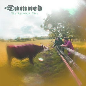 Album THE DAMNED The Rockfield Files (2020)