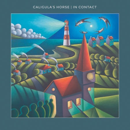 CALIGULA-S-HORSE_In-Contact