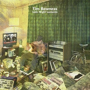 Album TIM BOWNESS Late Night Laments (2020)